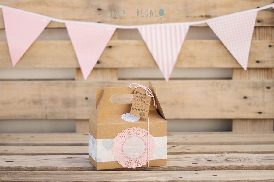 Caja picnic decorada