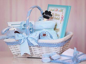 Canastilla bebes regalo almeria
