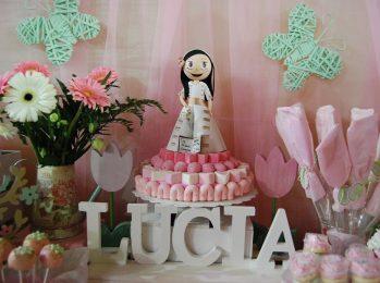Comunion Almeria Lucia idea regalo