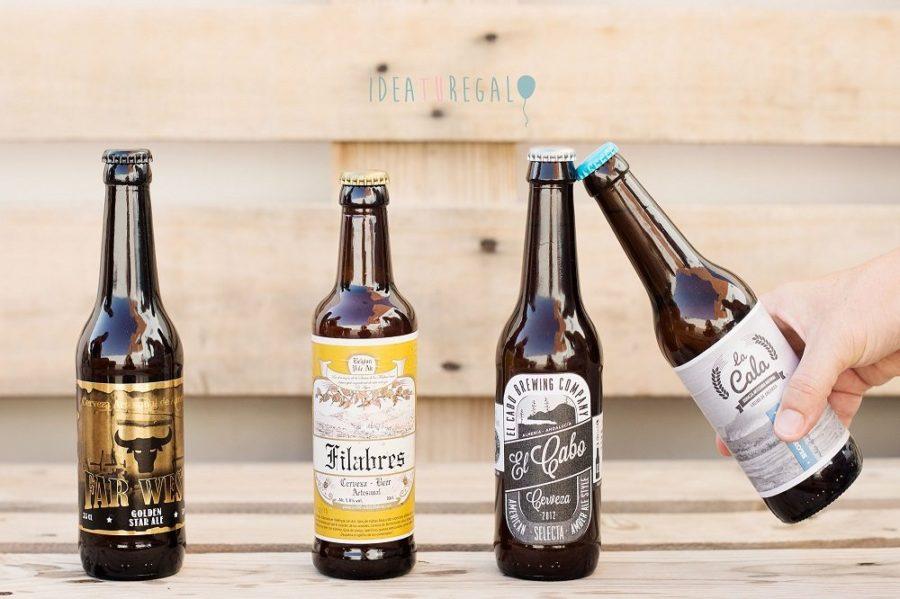 Cervezas artesanas de Almeria