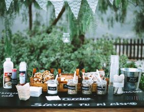 candybar mesa dulce 4 regalo almeria