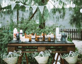 candybar mesa dulce 5 regalo almeria