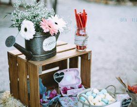 candybar mesa dulce 6 regalo almeria