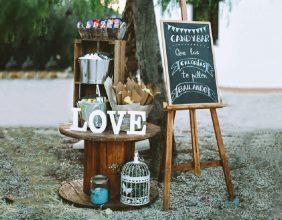candybar mesa dulce 7 regalo almeria