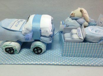 coche con canastlla bebes regalo almeria