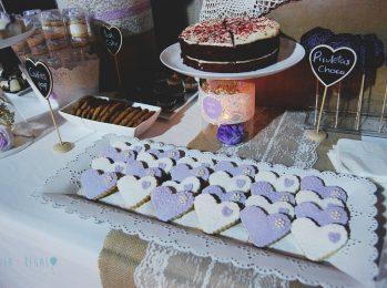 mesa de boda galletas regalo almeria
