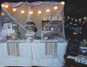 mesa de boda idea regalo almeria