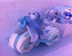 moto con canastilla bebes regalo almeria