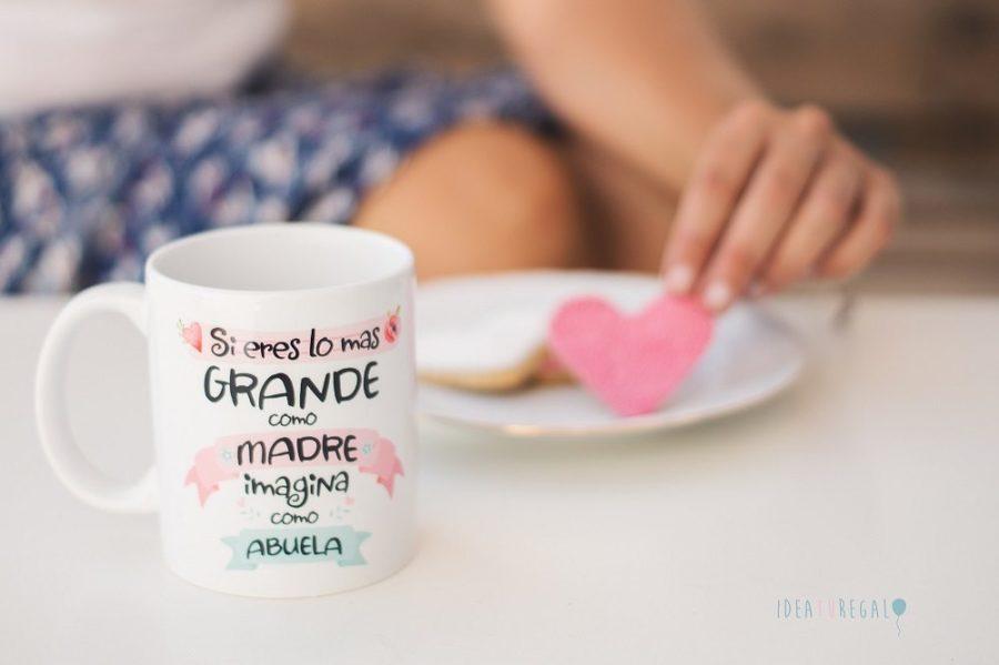 Taza especial abuela