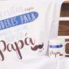camiseta y taza superpapa