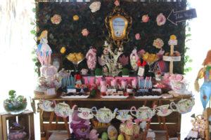 Mesas dulces y saladas, organización de eventos en Almería