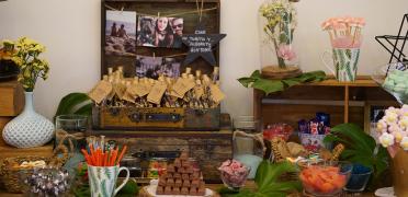 mesas dulces en Almería